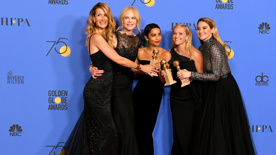 Golden Globes 2018: The Winners