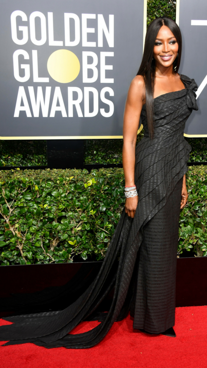 Golden Globes 2018: The 50 Best Black Dresses