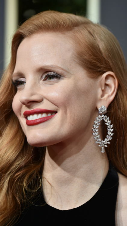 This Jewellery Trend Dominated The Golden Globes Red Carpet