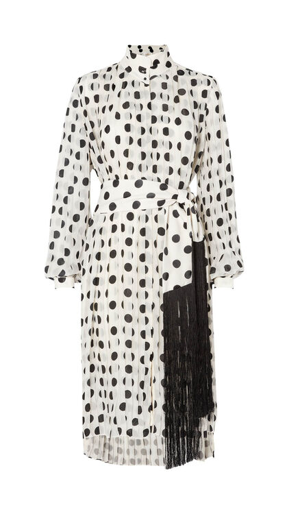 Polka Dots: The Trend To Buy Now