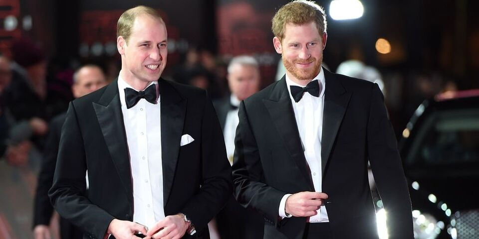 Prince William Addresses Whether Prince Harry Has Asked Him to Be His Best Man