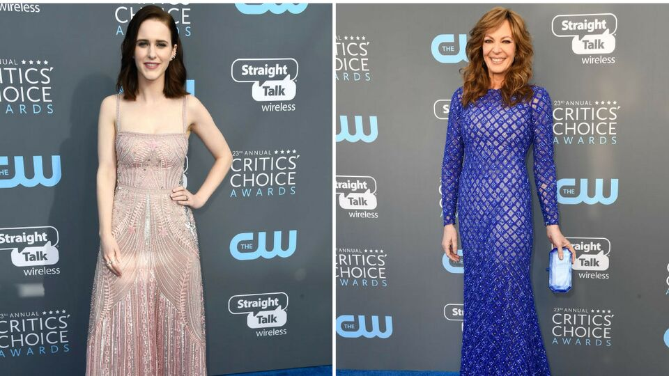 Dubai-Based Designers On The Red Carpet At The Critics' Choice Awards