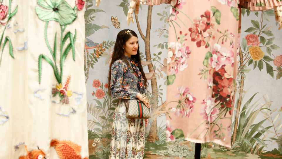 Inside The Newly Opened Gucci Garden