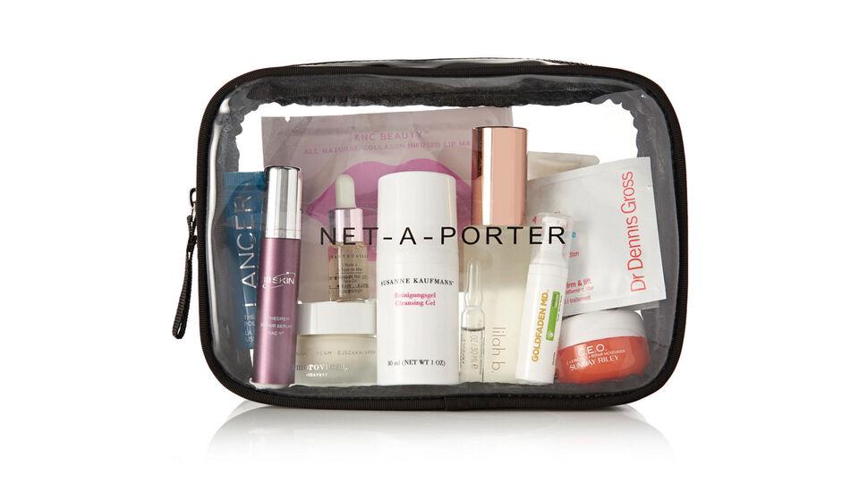 NET-A-PORTER Releases The Ultimate Skincare Kit To Kick Those January Blues