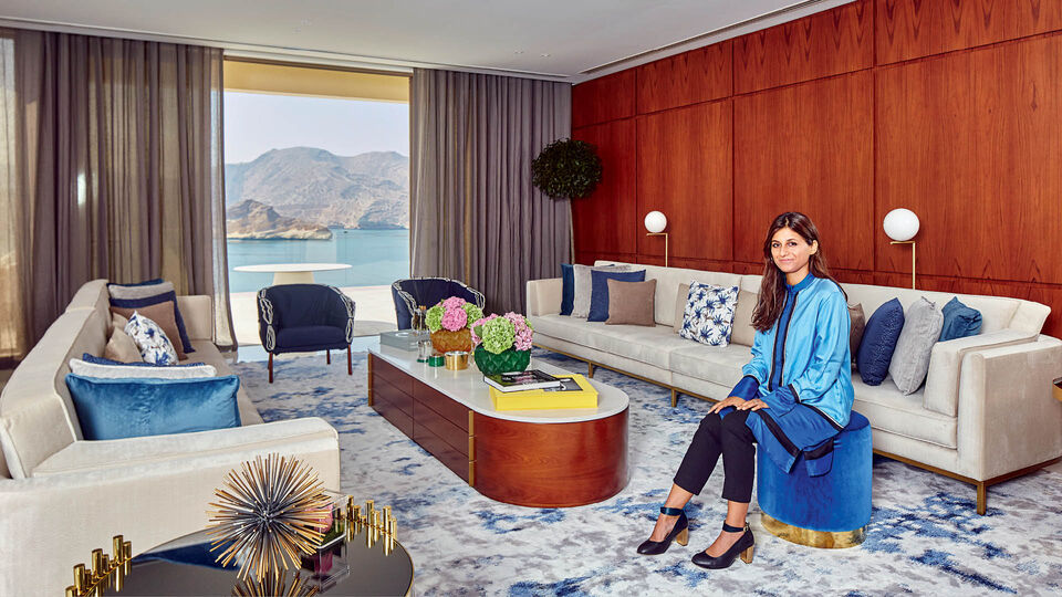 Here's How Dubai-Based Sneha Divias Is Telling Stories Through Interior Design