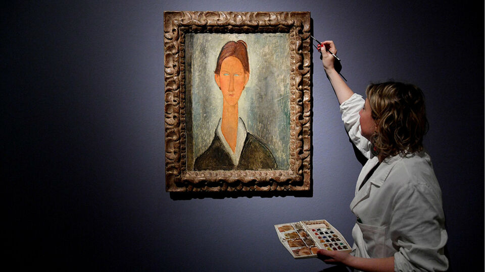 Modigliani Exhibition In Genoa Filled With Fakes