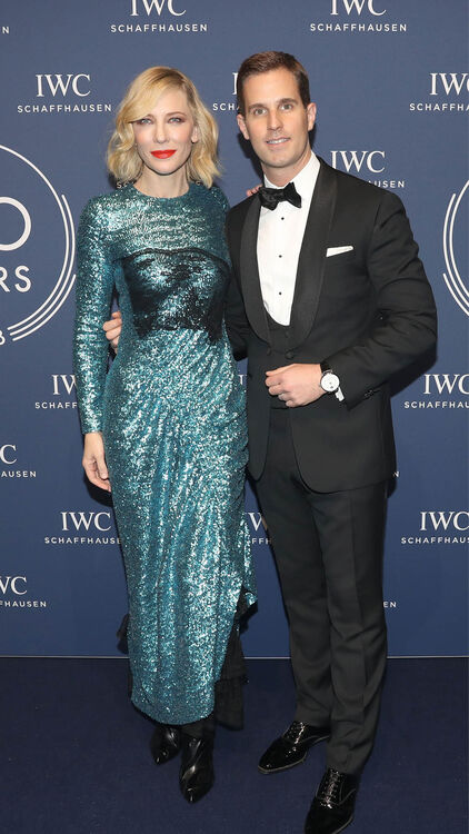 Inside IWC's 150th Anniversary Gala Dinner
