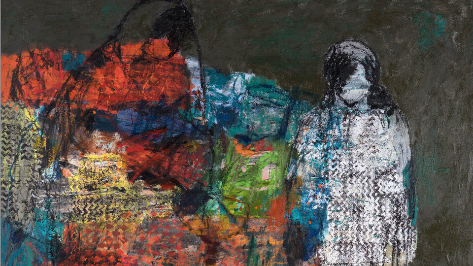 Art Bahrain Across Borders Rises To The Fore