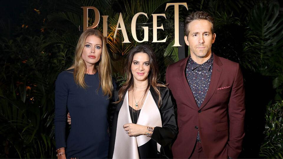 Sneak Peak: Piaget's Sunny Side Of Life Gala Dinner
