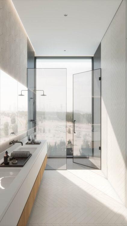 KOA Canvas Penthouse Apartment Bathroom