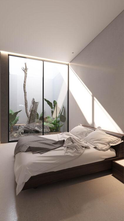 KOA Canvas Penthouse Apartments Bedroom