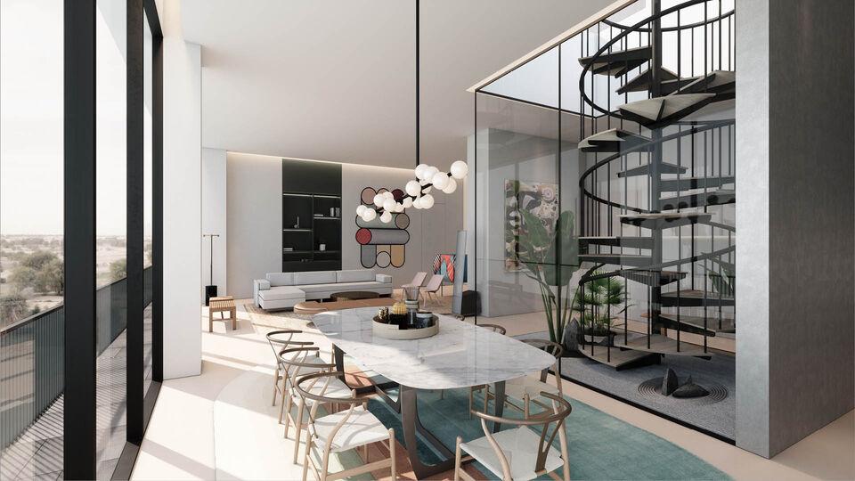 Elegant Estate: KOA Announces Next-Generation Penthouse Apartments