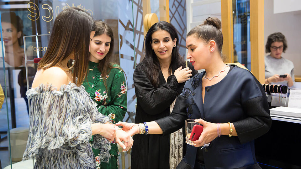 Interview: New Suzanne Kalan Jewellery Collection Launches At Sauce Rocks