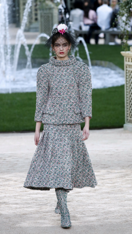 Chanel Haute Couture Spring/Summer 2018