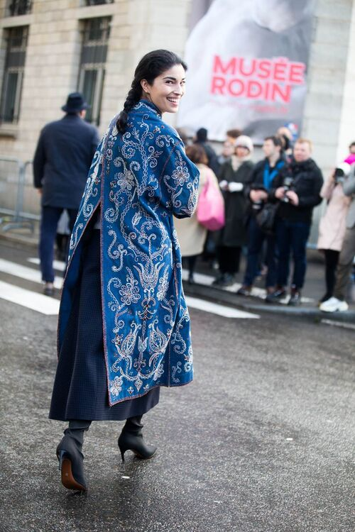 The Best Street Style From Paris Couture Week Spring/Summer 2018
