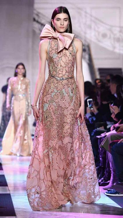 Elie Saab Spring 2018 Couture Collection