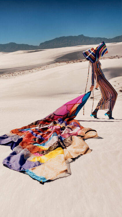 Your Exclusive First Look At Missoni's Breath-Taking Spring/Summer 2018 Campaign