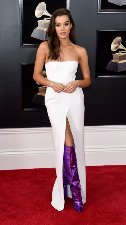 All The Red Carpet Fashion From The 2018 Grammy Awards