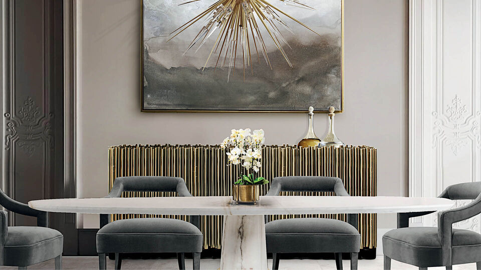 Design Trends 2018: Mesmerising Metallics