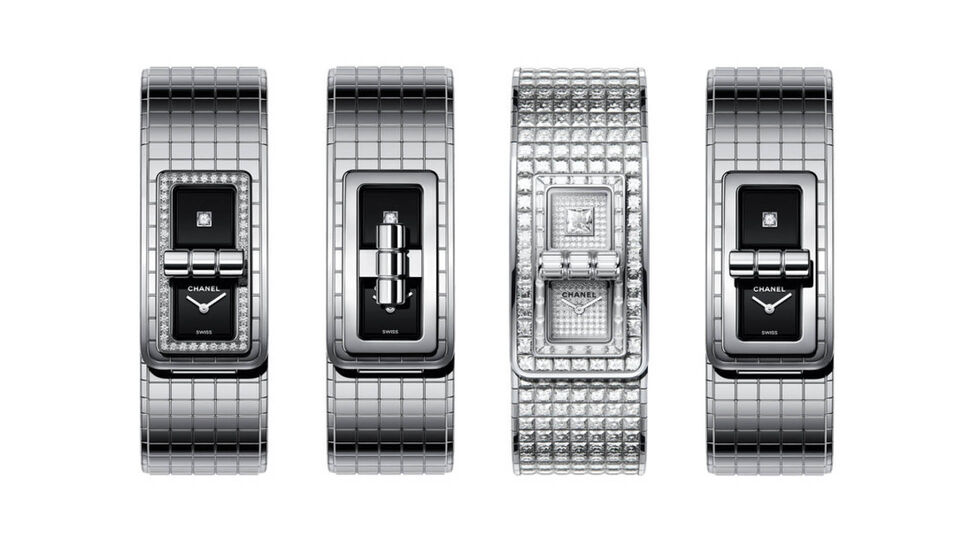 4 Ways To Wear Chanel's Code Coco Watch