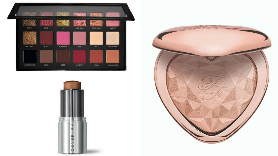 6 Ways To Incorporate Rose Gold Into Your Make-Up Routine