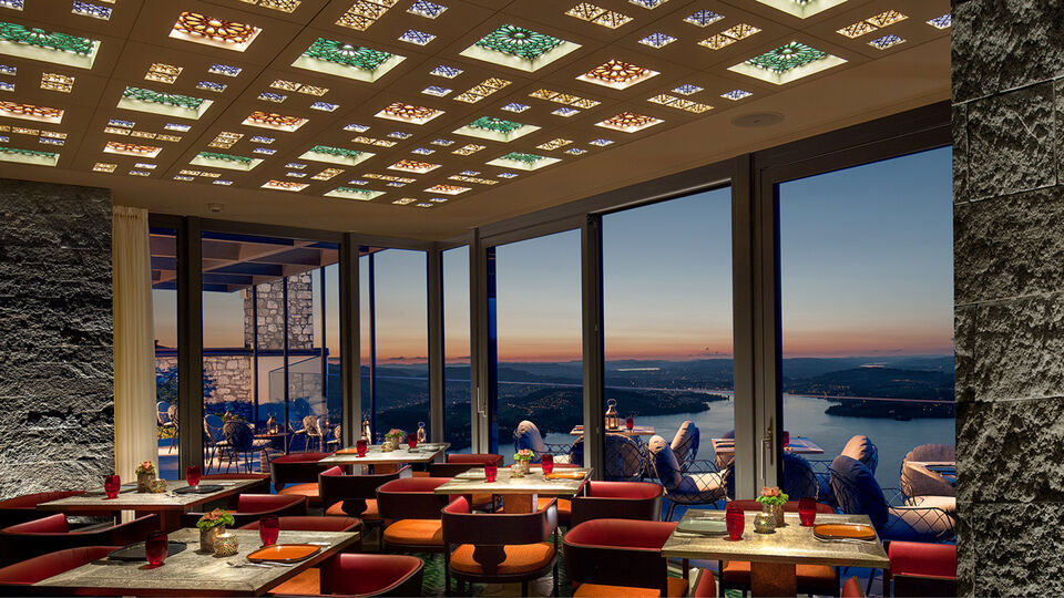 Middle Eastern restaurant in Switzerland