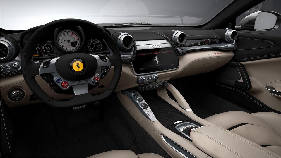 One Car To Rule Them All: Ferrari GTC4Lusso
