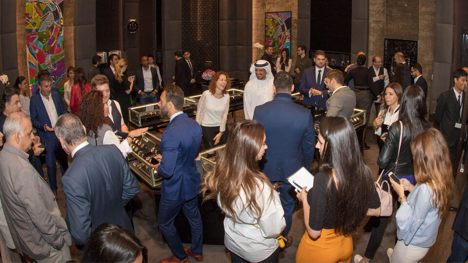 Hublot Shows 2018 Novelties In The Middle East