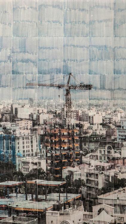 Mohsen Gallery Tehran Exhibition