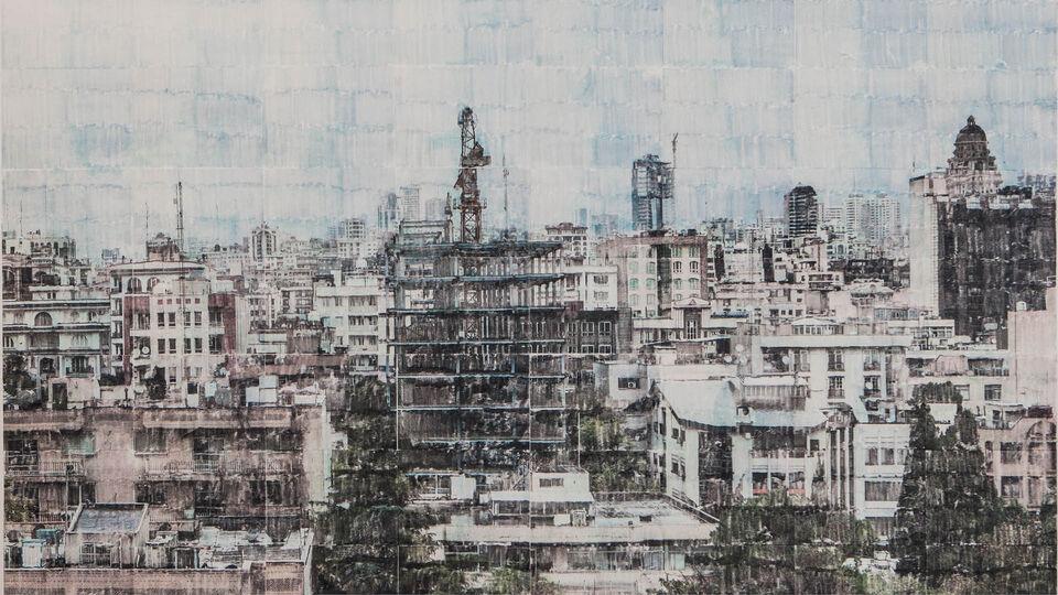 Art Exhibition In Tehran: Sasan Abri At Mohsen Gallery