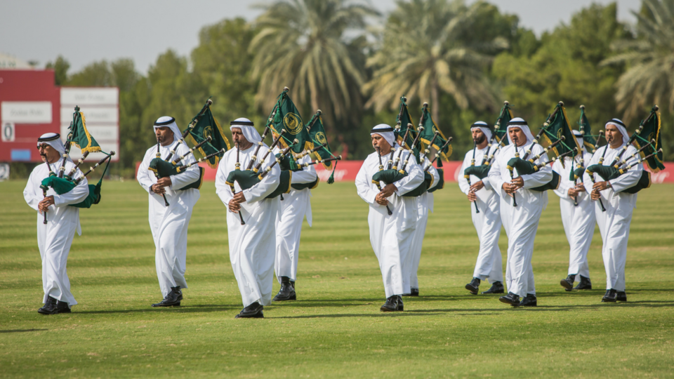 The Cartier International Dubai Polo Challenge 2018 In Pictures