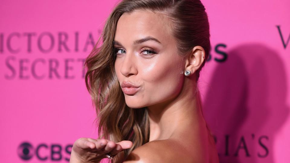 Victoria's Secret Angel Josephine Skriver On The Perfect Valentine's Day