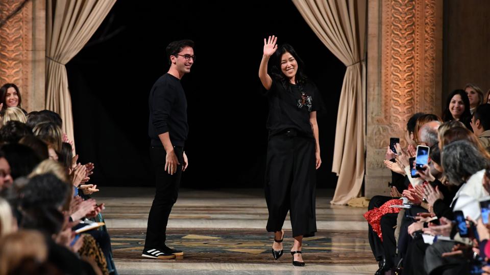 Every Single Look From Oscar De La Renta's Stunning Fairytale NYFW Show