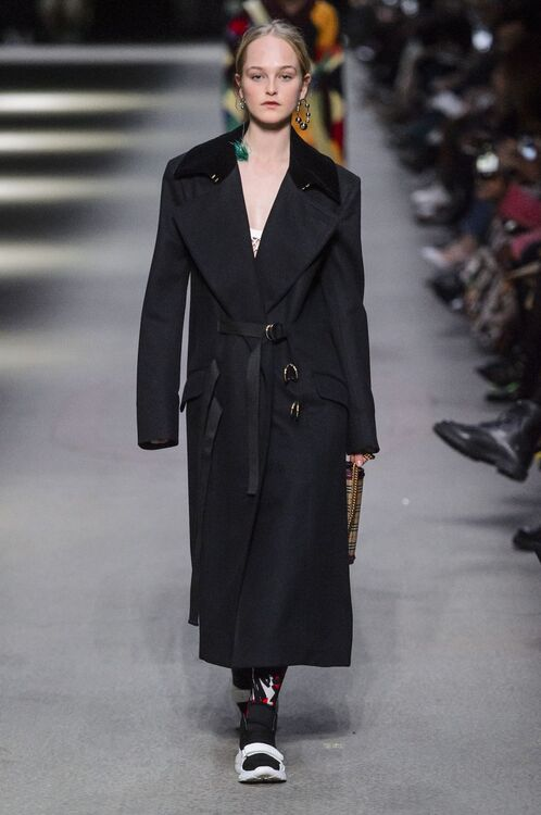 Christopher Bailey Takes His Final Bow At Burberry Autumn/Winter 2018