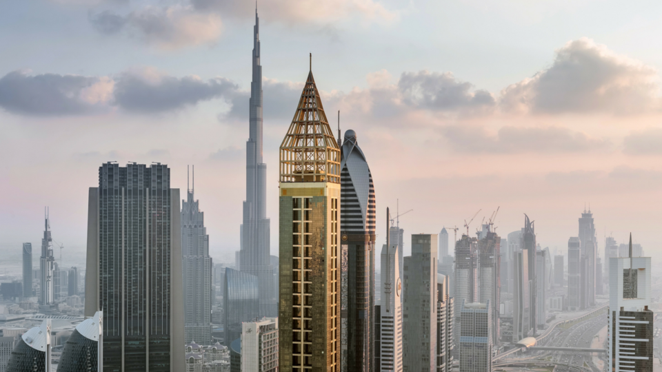 Dubai Opens The Tallest Hotel In The World