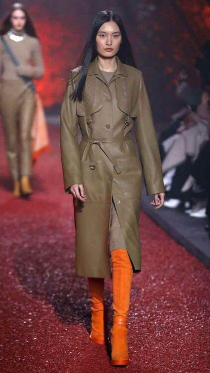 Paris Fashion Week: Hightlights From The Hermès Autumn/Winter 2018 Show