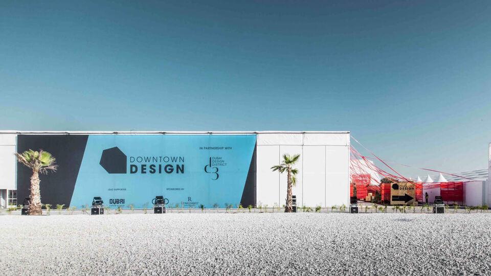 Design Days Dubai Becomes Downtown Editions
