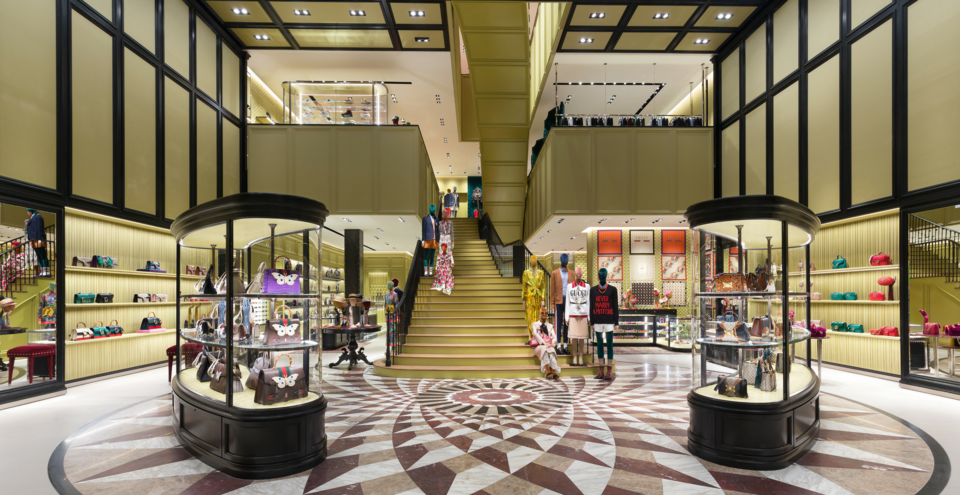 The Dubai Mall's New Fashion Avenue Extension Is Incredible
