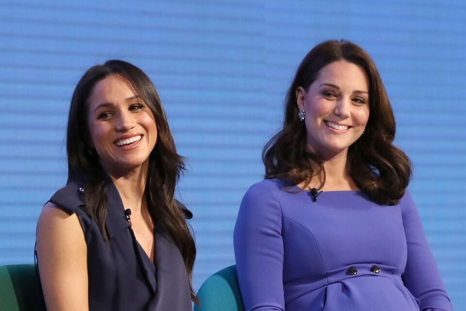 Inside Meghan Markle And Kate Middleton's Royal Friendship