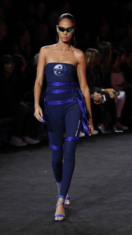 12 Times Joan Smalls Wowed On The Runway
