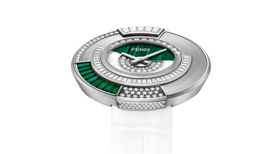3 New Fendi Timepieces Launched In Dubai