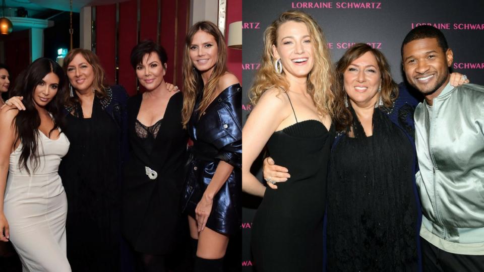 Inside Lorraine Schwartz's Star-Studded Birthday Party