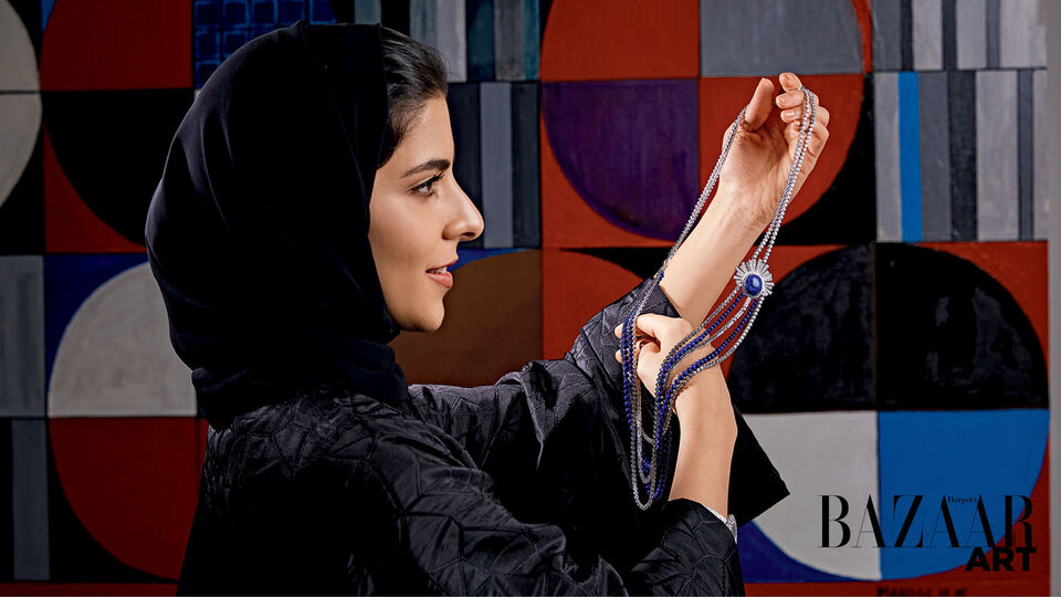 Meet Jawahar Al Khayyal: Winner Of Cultural Office And Piaget Art Project