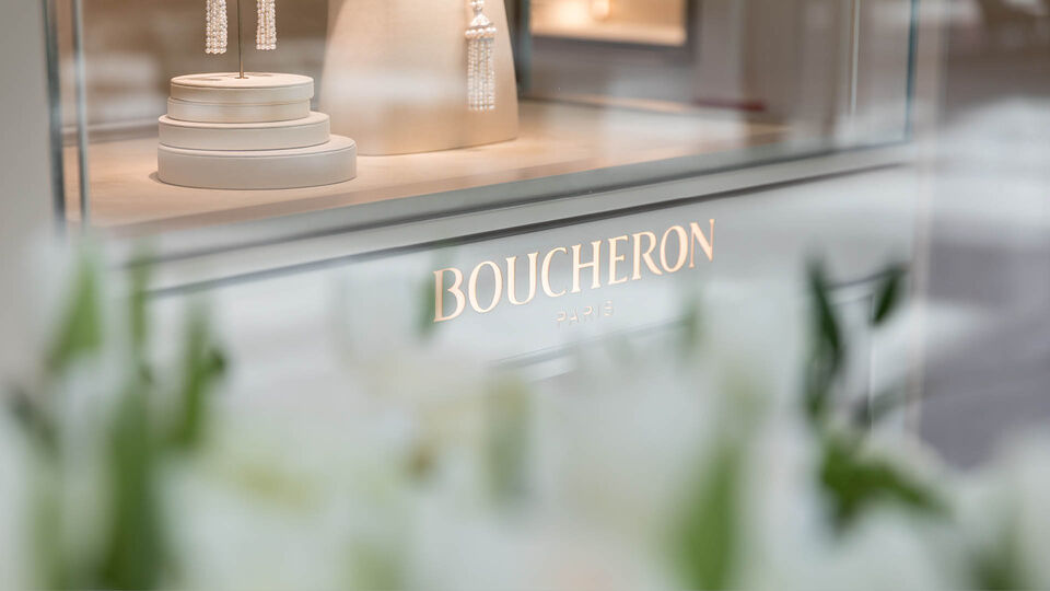 Boucheron Opens Its First Boutique In The Dubai Mall