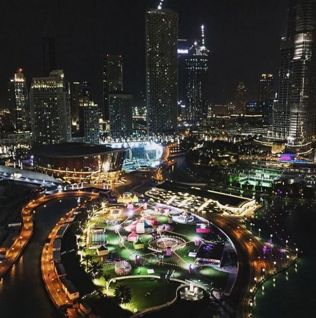 Pictures: The Best Instagrams From The Hermès Fantasy Party In Dubai