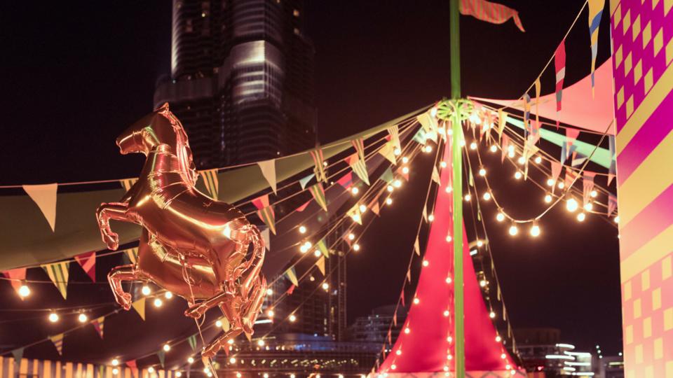 A Hermès Funfair Has Just Opened In Dubai