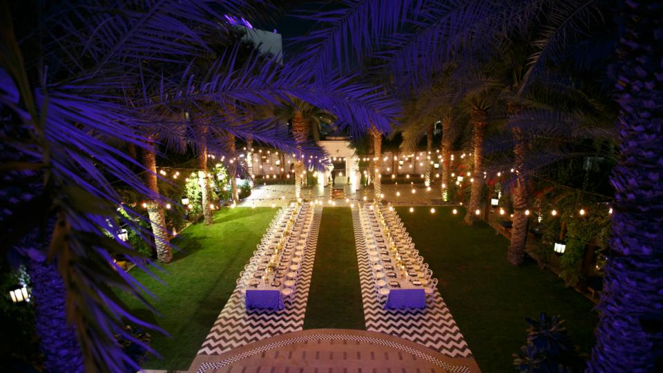 Pictures: Aquazzura's Private Dinner In Dubai