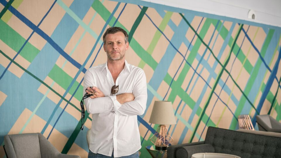 Karim Noureldin Talks Art And First Exhibition In The Middle East