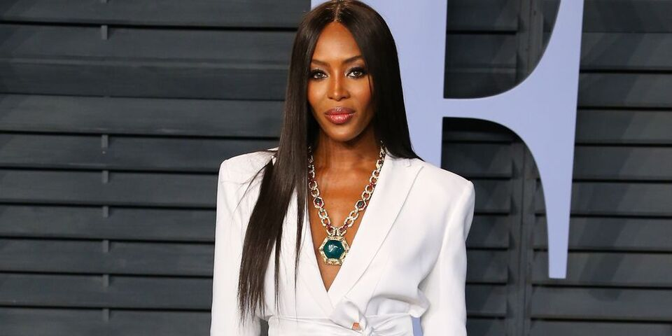 Naomi Campbell Will Receive The CFDA Icon Award
