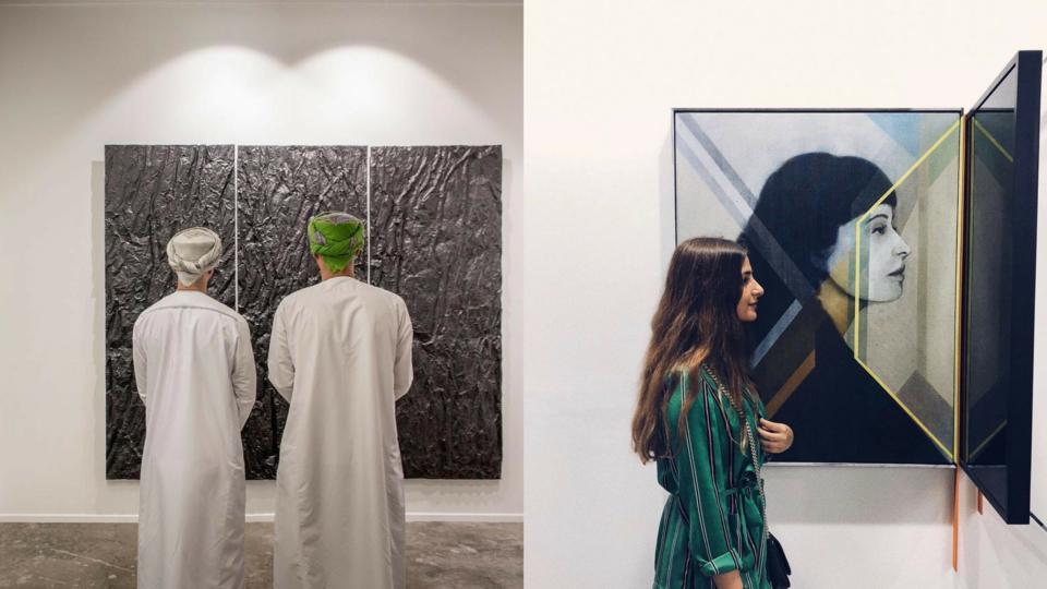 The Best Instagrams From Art Dubai 2018
